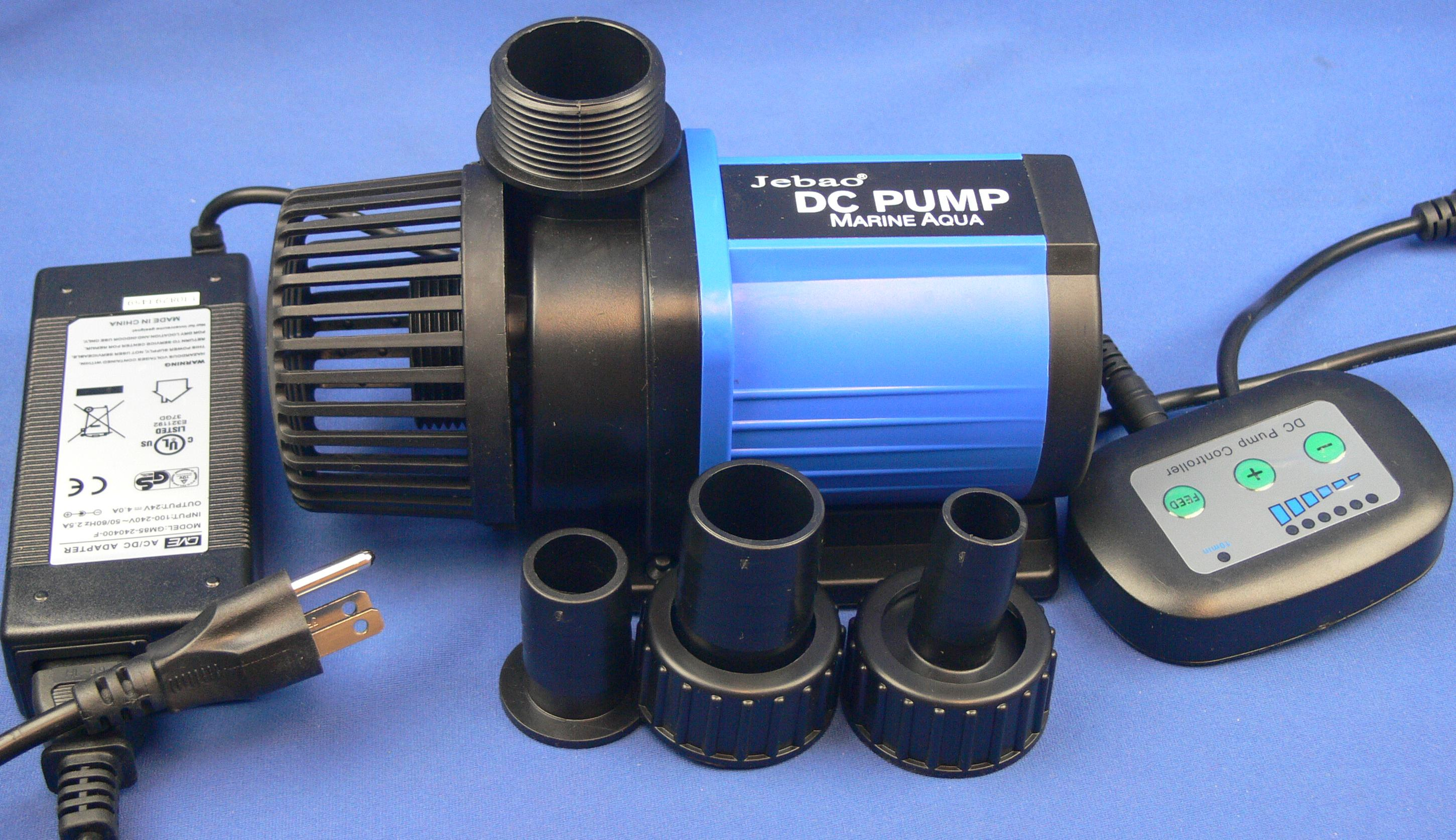 Jebao DC power marine aqua pump