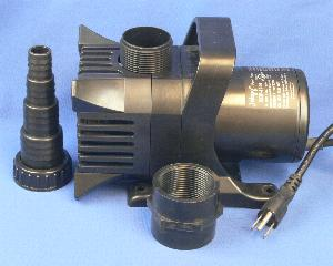 Jebao egp1200 pond pump