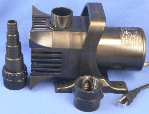Jebao egp3500 pond pump
