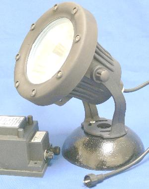 100W halogen pond light